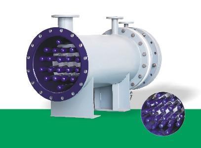 搪玻璃列管换热器