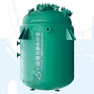 宁夏F型搪玻璃反应罐