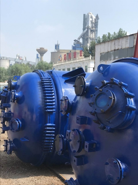 K3000L搪瓷反应釜